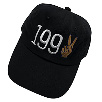 XU YUANHUO XYH 1992 Dad Hats Baseball Cap Embroidered Adjustable Snapback Cotton Unisex Black