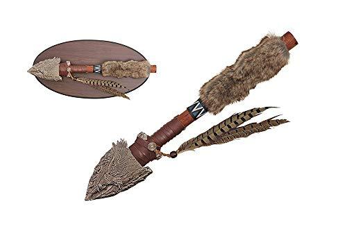 - Wuu Jau Co L-24 Indian Spear Display