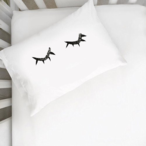 Oh, Susannah Closed Eyelashes Pillowcases - Toddler Pillowcase (1 14 X 20.5 inch) Kids Room Decor Cute Pillowcase Kindergarten Gifts