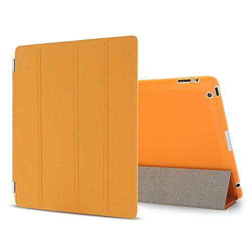 Besdata PT25_26 Ultra Thin Magnetic Smart Translucent Back C