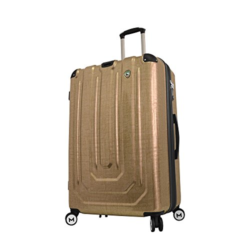 Mia Toro Luggage Macchiolina Polish Hardside 29 Inch Spin...
