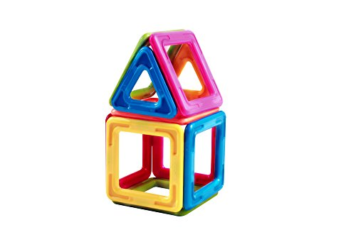 Magformers My First Play Set (32 Piece) Magnetic    Building      Blocks, Educational  Magnetic    Tiles Kit , Magnetic    Construction  STEM Set