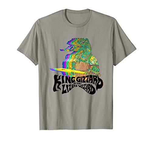 (king gizzard and the lizard wizard shirt)
