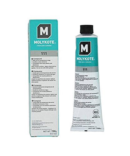 O-ring Lubricant - 1310476 Molykote Valve Lubricant and Sealant 5.3 oz. Tube