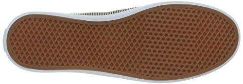 Negro Stripes Mujer Vans SF WM Palisades Zapatillas Micro para x4AYO8qAw
