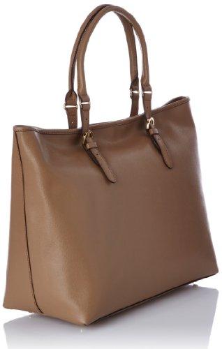 Kesslord Kabas - Shopper para mujer Beige (Beige (Taupe))