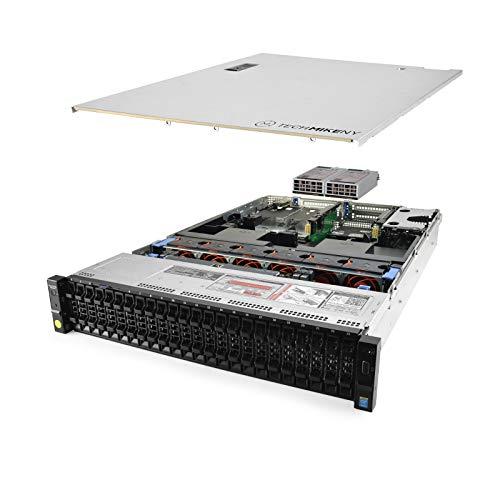 Dell PowerEdge R730XD Server 2X E5-2650v3 20 Cores 128GB RAM 10x 600GB SAS Drives (Renewed)