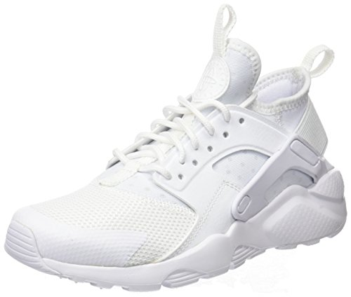 194cf3df8d NIKE Kid's Air Huarache Run Ultra GS, White/White-White, Youth Size ...