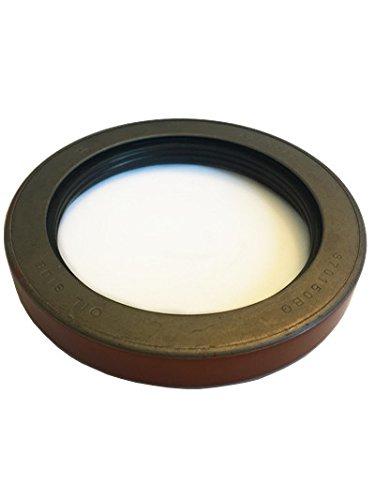 (Pack of 1) Westernprime Trailer Hub Wheel Unitized Oil Seal 10-51 (370150BGO) for 9K-10K GD Axles ID 2.875'' x OD 3.880''