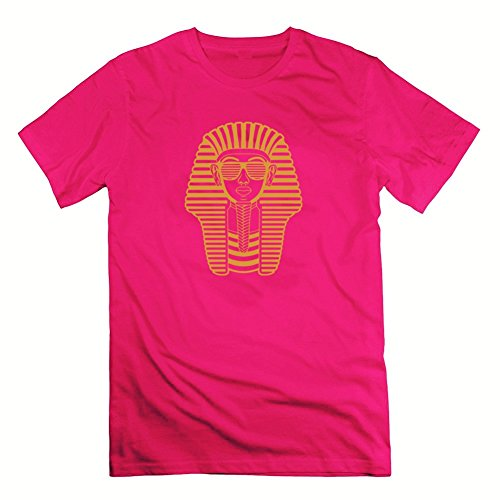 King Tut Egypt Pharaoh Sunglasses Pink Speacial Customizable Hot Tee Small - Sunglasses Customizable