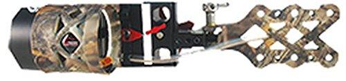 Extreme Archery 4-Pin .015 XLR Sight (Left/Right), Black