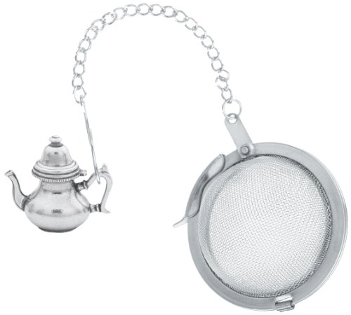 Danforth - Teapot Pewter Tea Infuser