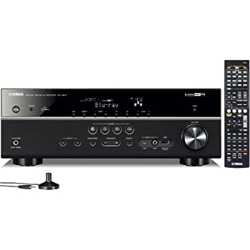 Yamaha RX-V473 5.1- Channel Network AV Receiver (Discontinued by Manufacturer)