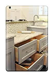 High-quality Durability Case For Ipad Mini/mini 2(gourmet Kitchen Baking Station With Large Drawers)