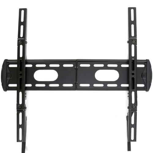 VideoSecu Flat Panel Ultra Slim TV Wall Mount Low Profile Br