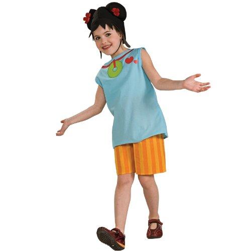 Deluxe Ni Hao Kai-Lan Toddler Costume Size One-Size