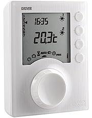 Delta Dore 6050426 Timer voor elektrische radiatoren Driver 620 tot 2 zones programmering