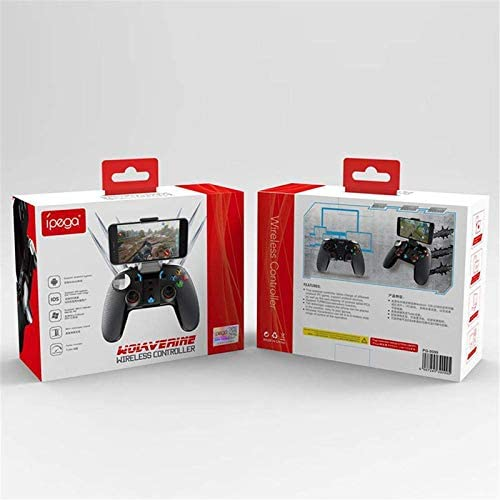 RONSHIN Gamepad Controller-Wireless Bluetooth Gamepad Gaming Controller Joystick Dual Motor Turbo Gamepads for Windows Android Phone Gifts for Men