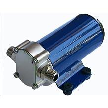 4 GPM (15 Lpm) Gear Pump 12V for Motor Oil or Diesel Fuel Transfer