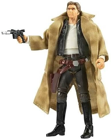Star Wars Han Solo (Trench Coat) Figure Vintage Collection ...