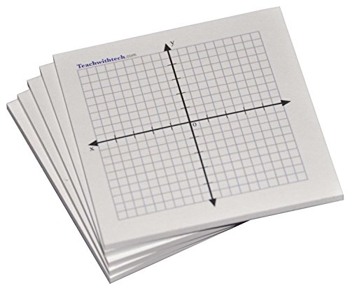 Counting Number worksheets graphing coordinates pictures worksheets : Amazon.com : Sticky Note Mini Graph Pads - 5 Count - Graph Paper ...