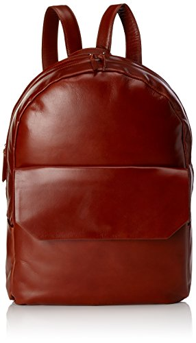 Royal Republiq New Courier - Mochilas Unisex adulto Marrón (Cognac)