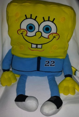 Nickelodeon Spongebob Squarepants The One & Only Cuddle Pillow ()