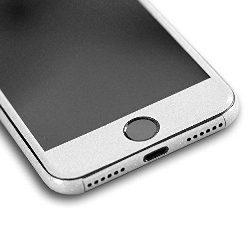 AppSkins Vorderseite iPhone 8 Diamond silver