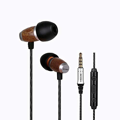 SIVGA M007 استریو قابل حمل Rosewood Hi-Fi استریو بدون سیم با هدف قرار دادن عایق صوتی در گوش