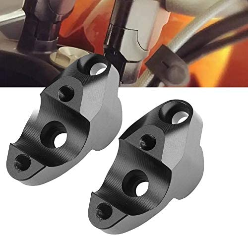 Abrazadera de manillar de elevaci/ón CNC para elevador de motocicleta para KTM 1050 1090 1190 Adventure 1290 Super Elevador de motocicleta