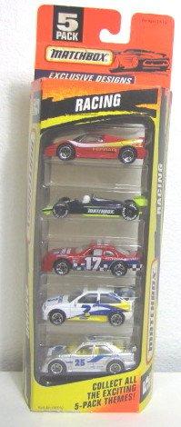 豪華で新しい Matchbox '5 B00A8MH3BE Pack Racing Set' 1996 Very '5 Rare 1996 B00A8MH3BE, ザアペックス:a8995be6 --- a0267596.xsph.ru
