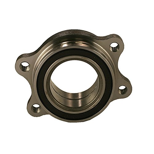 HU513301K x 1 Brand New Wheel Bearing Module Front left or Right Side Fit 08-16 AUDI A4, 14-16 AUDI A4 ALLROAD, 08-17 AUDI A5 12-17 AUDI A6 (Single)