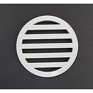 Amazon Com Plastic Drain Cover 3 Quot Inch Diameter Amp 1 4