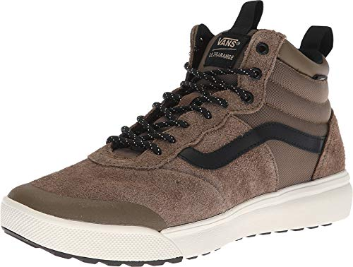 Vans UltraRange Hi Mens 6.5 Womens 8 Cub Brown Marshmallow Hiking Running Skate Shoes