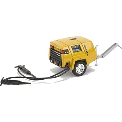 Mobile Air Compressor >> Amazon Com Kaeser M30 Mobile Air Compressor With Jackhammers Toys