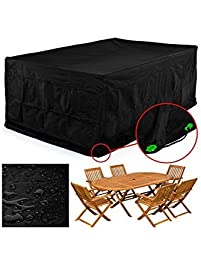 large garden furniture cover. Patio Set Covers Large Garden Furniture Cover