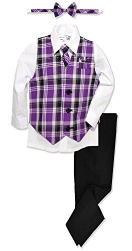 24 month purple dress shirt - 2