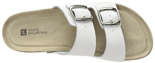 MOUNTAIN Gladiator WHITE White Helga Women's Sandal qdFBFr