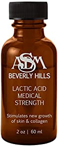 ASDM Beverly Hills 40% Lactic Acid Peel, 2 Ounce by ASDM Beverly Hills