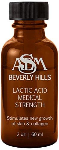 ASDM Beverly Hills 90% Lactic Acid Medical Strength, 2oz