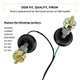 Fit GM Knock Sensor 12601822 with Harness Kit