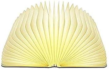 Libro Lampada Luce Led Magnetica Design Libro Lampada Design Lampada Da Tavolo Amazon It Prodotti Per Animali Domestici