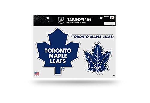 Toronto Maple Leafs Car - NHL Toronto Maple Leafs NHL Team Magnet Sheet, Blue, 11