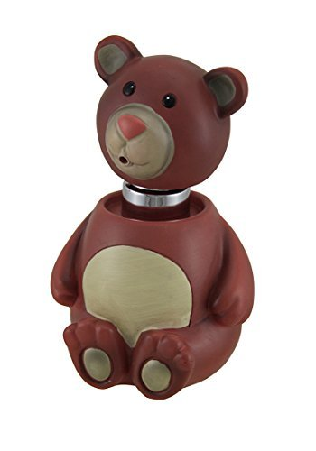 Teddy Bear Novelty Soap or Lotion Pump Dispenser