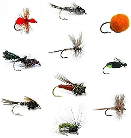 Dry Fly  Quill Gordon  Set of 3 hook size 10