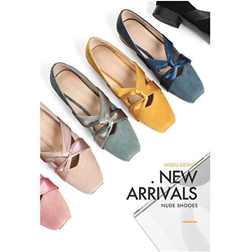 Slip Portable Chaussures Mocassins Mesdames De Cheville On Flats La Dolly Élastique H Ballerines Plnxdm wUxq0v8v
