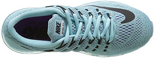 Nike Vrouwen Air Max Running / Training Schoenentennisschoenen Blauw / Groen / Zwart