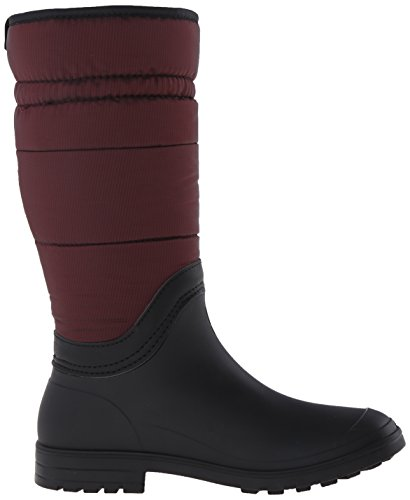 Boot Women's Rain Newcastle Burgundy Insulated Kamik 6Cq1w88