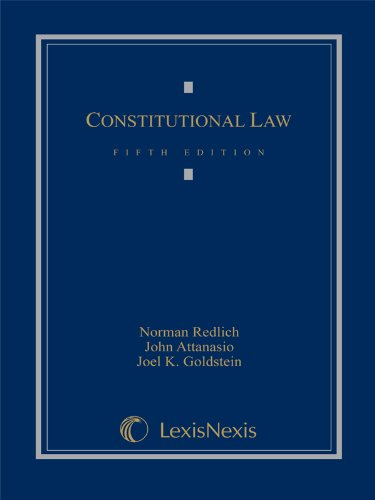 Constitutional Law (Loose-leaf version)