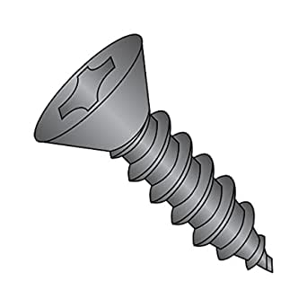 Phillips Drive Pack of 50 1//2 Length #8-16 Thread Size Pan Head Passivated Finish 18-8 Stainless Steel Thread Rolling Screw for Plastic